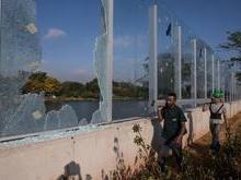 Homem é preso acusado de furtar barra de sustentação do muro da USP