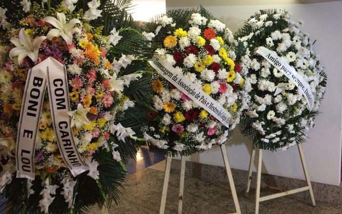 Homenagens Agildo Ribeiro (Crédito: Alba Valéria Mendonça/G1)
