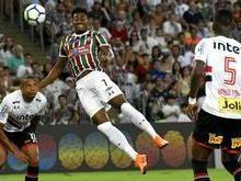 Fluminense empata com o São Paulo em 1x1