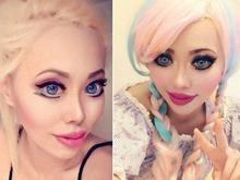 'Barbie humana' que temia assustar homens encontra um namorado