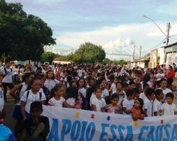 Em Redenção, caminhada e ato público celebra o dia do autismo