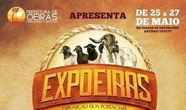 Confira as atrações musicais da 6ª edição da Expoeiras