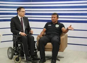 Fábio Abreu apresenta o Departamento de Proteção à Pessoa