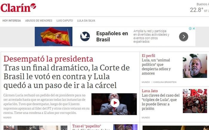 Sérgio Moro levou 22 minutos para mandar prender Lula