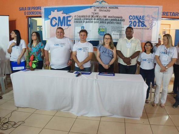 II Conferencia Municipal de Educação é realizada em São Pedro do Pi