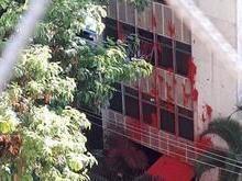 Prédio da ministra Cármen Lúcia é atacado com tinta vermelha em BH