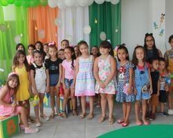 Instituto Educacional Bom Saber realiza festa da páscoa