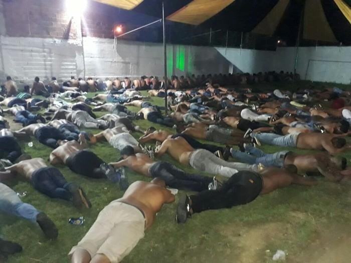 Operação da Polícia Civil prende 149 integrantes da maior milícia do Rio