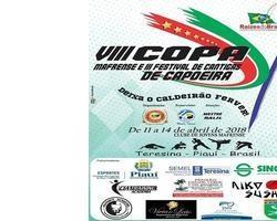 Copa Mafrense de capoeira movimenta a agenda cultural de Teresina
