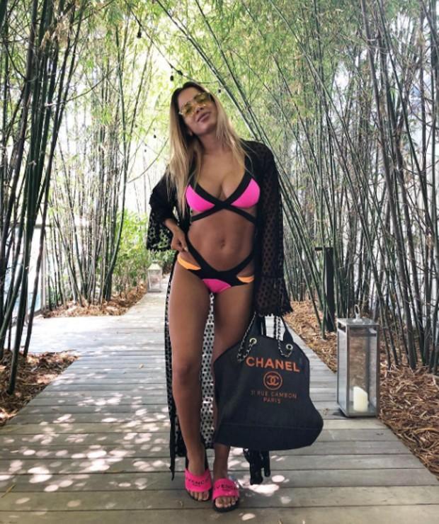 Anitta em Miami  (Crédito: Reprodução / Instagram)