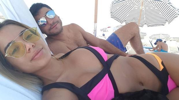 Anitta e Thiago Magalhães  (Crédito: Reprodução / Instagram)