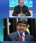 Em discurso, ex-presidente Lula chama W.Dias de 'presidente'