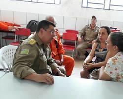 Defesa Civil põe Esperantina em alerta, há riscos de enchente