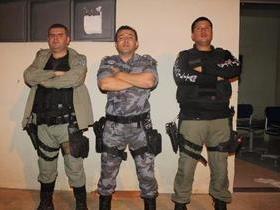 Homem é preso após tentar matar a esposa e os dois filhos em Acauã