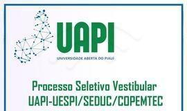 UAPI:  inscrições para vestibular se encerram dia 18/05