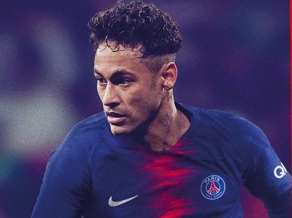 2b664e7a1 PSG lança camisa com Neymar como garoto propaganda