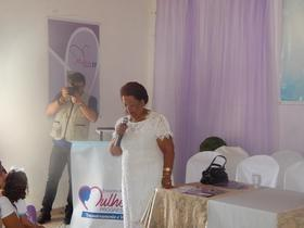 Progressista Mulher realiza palestra em Beneditinos
