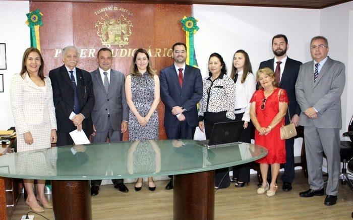 CNJ autoriza desembargador Erivan Lopes concorrer a mandato tampão