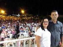 Grande e inovadora festa é realizada para as mães pela Prefeitura