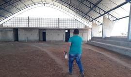 Prefeito visita obras no município de Santo Inácio