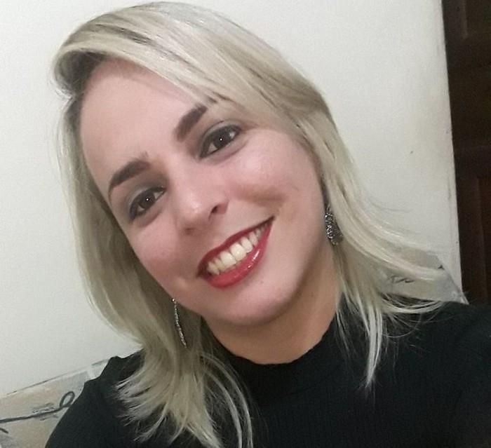 Aretha Dantas Claro, assassinada na Avenida Maranhão (Crédito: Arquivo Pessoal )