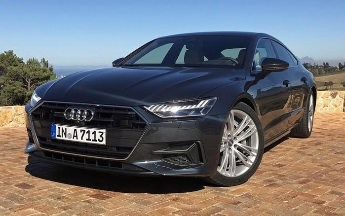Audi A7 (Crédito: André Paixão/G1)
