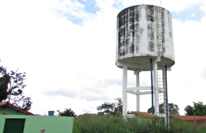 Reservatório será interligado a poço através da adutora que será construída pela Agespisa