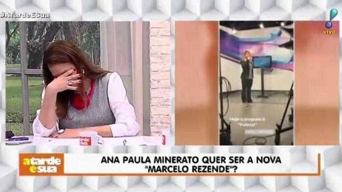 Sonia Abrão debochou de Minerato