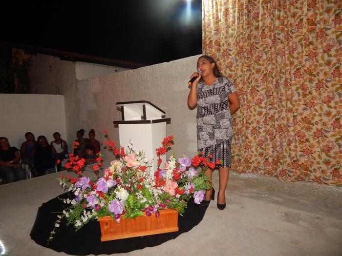 Vereadora Erislene Monteiro