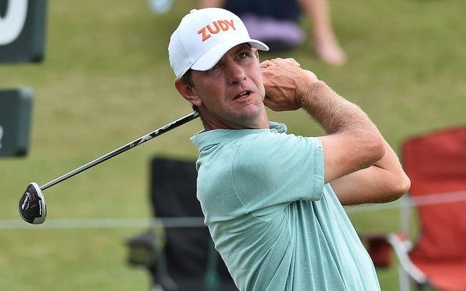 Golfista Lucas Glover (Crédito: Reprodução/IG)