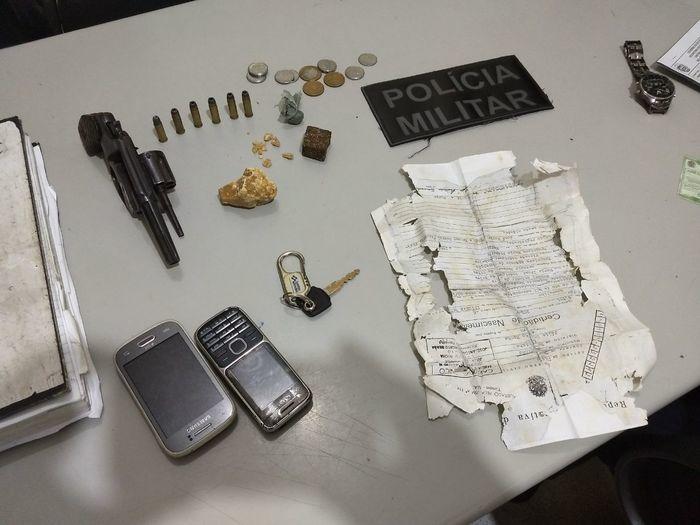 Material apreendido em apartamento em Teresina (Crédito: Polícia Militar)
