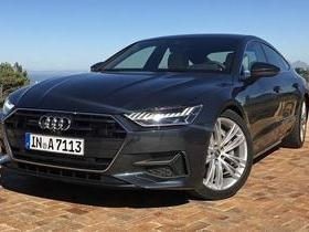 Audi A7 chega como um dos carros mais tecnológicos do mundo