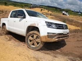Volkswagen Amarok é a pickup mais potente da categoria