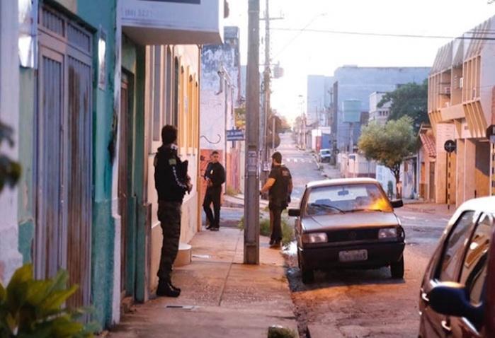 (Crédito: Polícia Civil do Piauí)