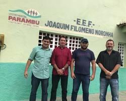 Padre denuncia falta de merenda escolar em Parambu Ceará