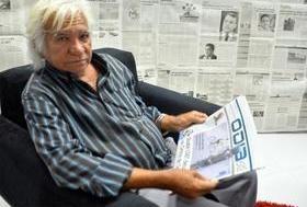 Morre aos 73 anos o jornalista Herculano Moraes.