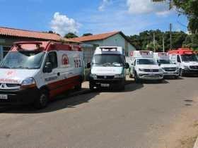 Palmeirais já recebeu 3 ambulâncias na gestão de Reginaldo Júnior