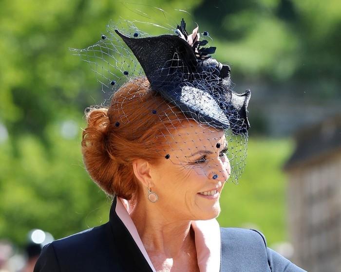 Sarah, duquesa de York  (Crédito: Gareth Fuller/Pool via REUTERS)