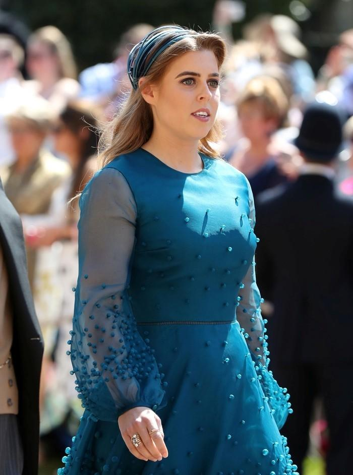 Princesa Beatrice de York (Crédito: Gareth Fuller/Pool via REUTERS)