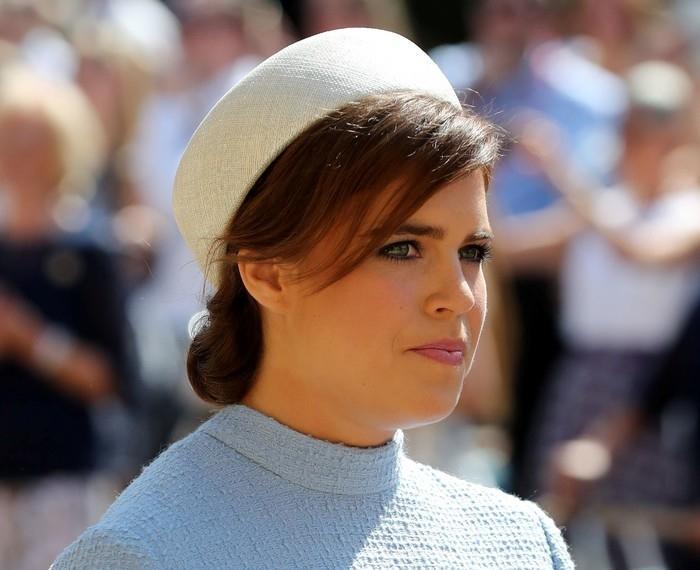 Princesa Eugenie de York (Crédito: Gareth Fuller/Pool via REUTERS) )