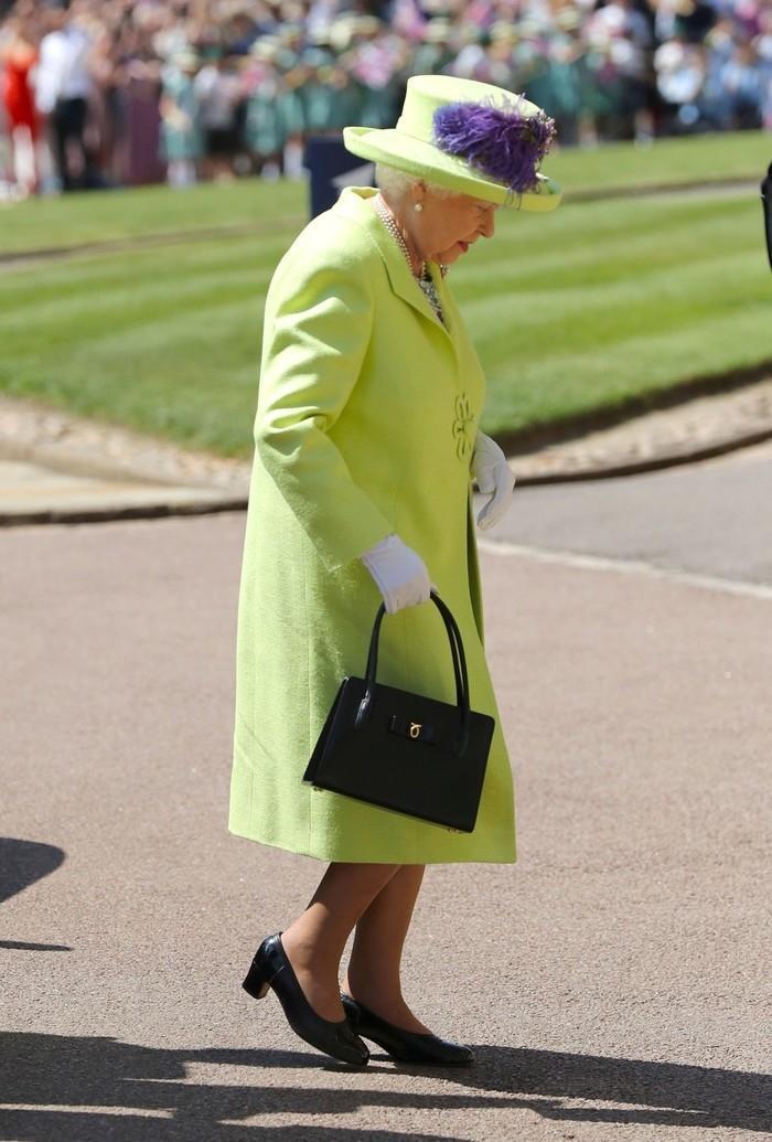 Rainha Elizabeth II (Crédito: Gareth Fuller/Pool via REUTERS)