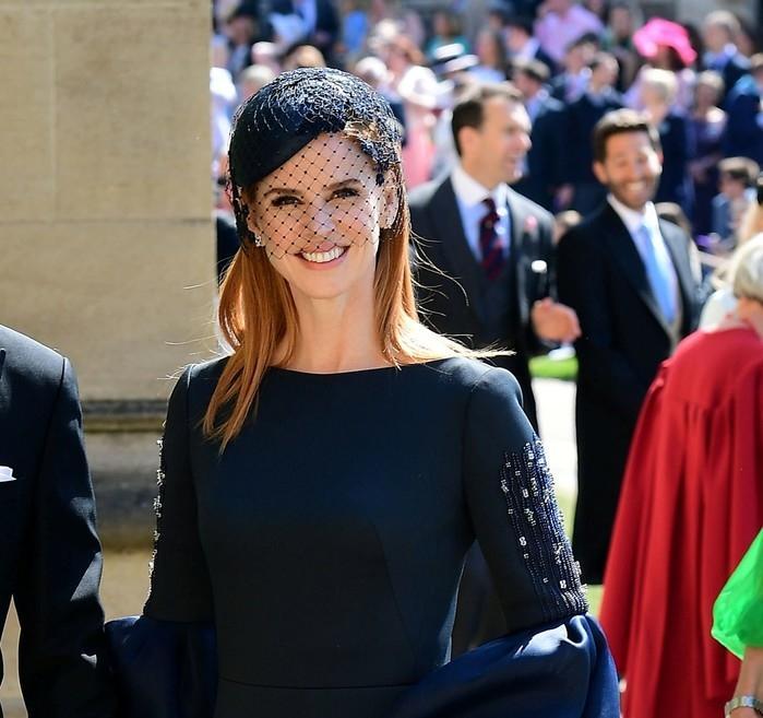 Sarah Rafferty, atriz da série Suits  (Crédito: Ian West/Pool via Reuters)