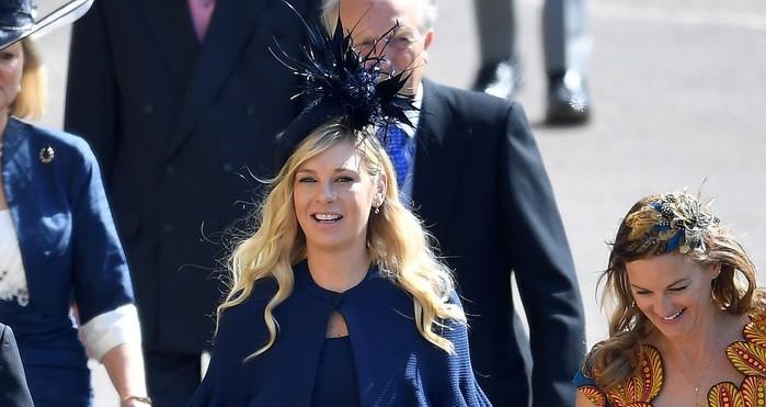 Chelsy Davy, ex-namorada de Harry  (Crédito:  Toby Melville/Pool via Reuters) )