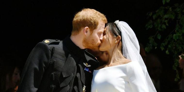 Veja fotos do casamento real do príncipe Harry e Meghan Markle