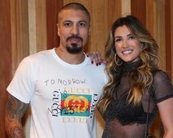 Após reatarem,  Fernando e Aline deixam de seguir os ex's