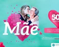 LabClínica lança promoção Mãe Renovada