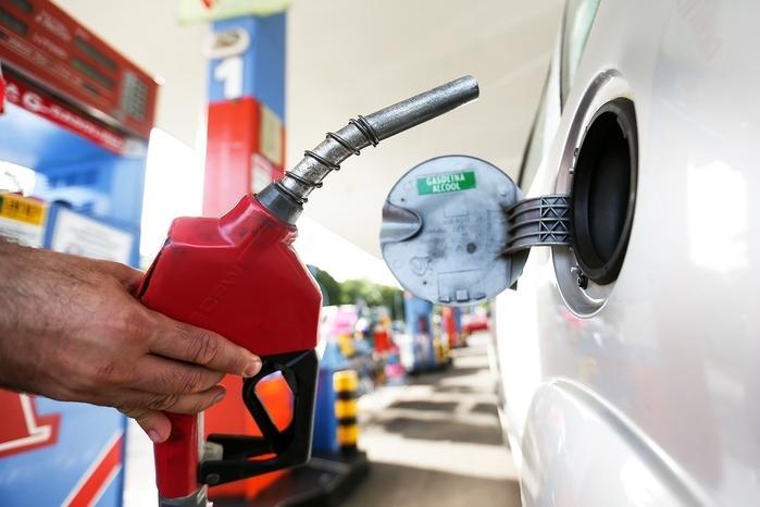 Petrobras se recupera após alta no preço da gasolina (Crédito: Marcelo Camargo/Agência Brasil)