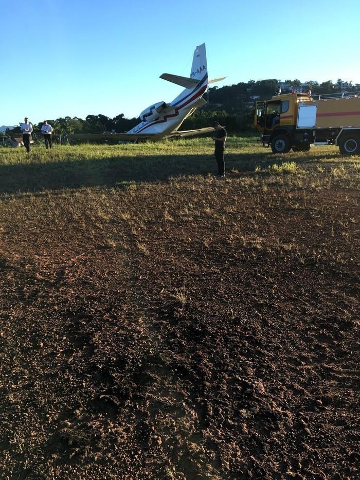 Avião que levava DJ Alok saiu da pista