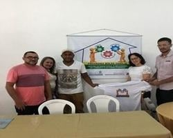 Equipe Municipal Participou de Encontro do Bolsa Família