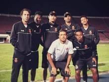 Jogadores do Vasco ironizam vaias em foto e torcedores se revoltam